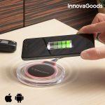 Ασύρματος φορτιστής για smartphones Qi InnovaGoods