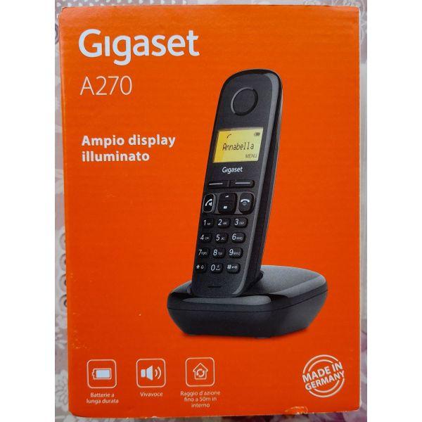 asirmato tilefono gigaset A270 SIEMENS