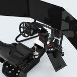 Προσομοιωτής , eXDrift , VR , Bucket seat