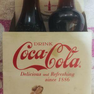 COCA-COLA LIMITED EDITION 125 year anniversary (σπανιοτατη συσκευασια)