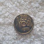Συλλεκτικό κέρμα του 1912