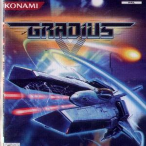 GRADIUS - PS2