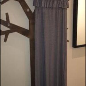 στραπλες φορεμα μαξι/Μ