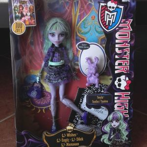 Monster high Twyla 13 Wishes κούκλα