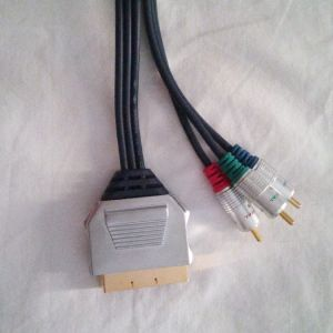 scart to rca