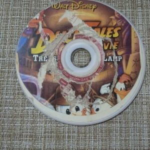 DVD ΠαιδικηΤαινια *OALT DISNEY *DUCKTALES N-1*