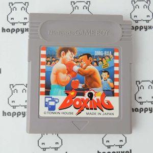 GAME BOY Original:  Boxing.