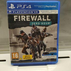 Firewall ps4