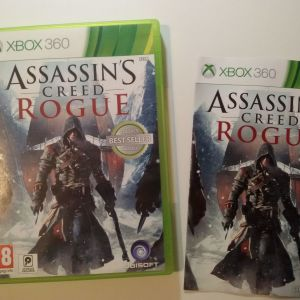 Assasin's Creed Rogue (X360)