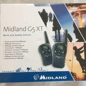 MIDLAND G5 XT talkie-walkie