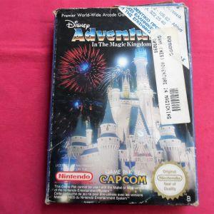 NES ADVENTURES IN THE MAGIC KINGDOM