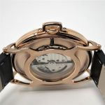 01 The One Black Rose Gold Automatic