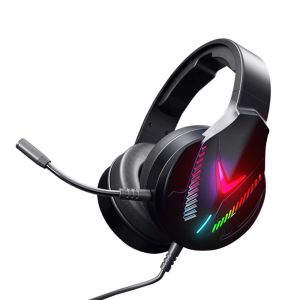 Ακουστικά Yookie GM04, USB + 3.5mm