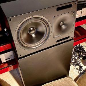 studio monitor GENELEC 1032A (one piece)