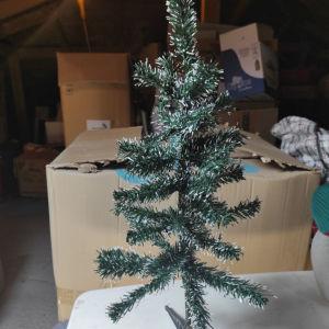Μικρό Χριστουγεννιάτικο δέντρο πράσινο