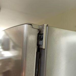 Ψυγείο Bosch no frost (70εκ.πλατος-2μ.υψος) μεταχειρισμένο (εξυπηρετούσε 4μελη οικογένεια μέχρι πρότινος
