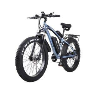 Ηλεκτρικό ποδήλατο πανίσχυρο 1000W 48V 17A ΜΧ02S