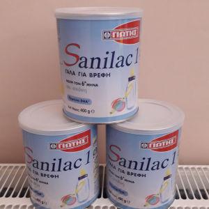 Βρεφικό γάλα Sanilac 1