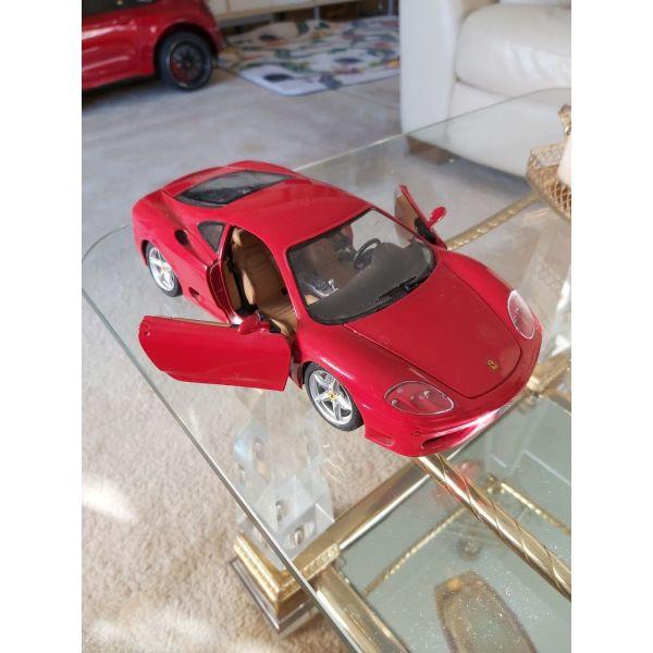 aftokinito sillektiko klimaka 1:18   Ferrari.
