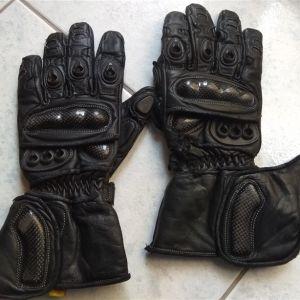 Γάντια δερμάτινα keprotec schoeller