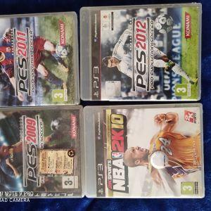 4 πεχνηδια PS3