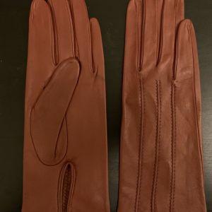 Γυναικεία δερμάτινα γάντια καινούργια