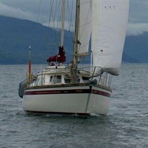 seastream 34 ketch