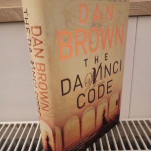 The da Vinci code by Dan Brown hardback rare with dust jacket