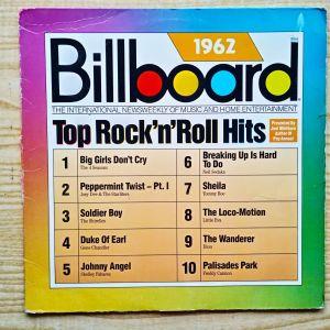 Συλλογη BILLBOARD 1962 Δισκος Βινυλιου POP