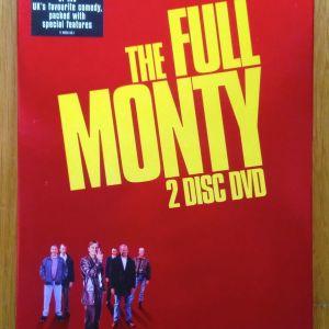 The Full Monty 2 disc dvd