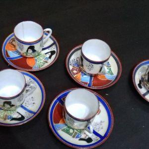 Φλυτζάνια καφέ πορσελάνη παλιά