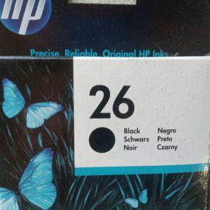 HP 26 Large Black