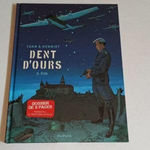 Γαλλοβελγικό κόμικ - Dent D'ours