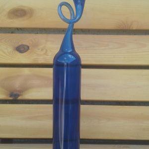 Χρωματιστό μπουκάλι μάζας γυαλιού 220ml