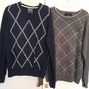 Δύο μπλούζες Νο S