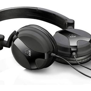 Ακουστικά Κεφαλής AKG K 518 DJ ( Μαύρο )
