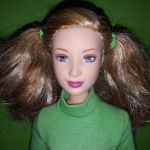 Barbie benetton doll