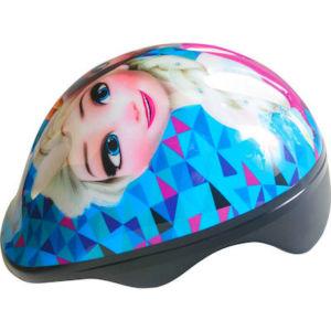 Πλαστικό Κράνος Frozen Helmet με ρυθμιζόμενο κούμπωμα
