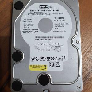 WESTERN DIGITAL WD 500GB