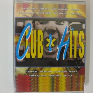 CLUB HITS 2 - VARIOUS - ΔΙΠΛΗ ΚΑΣΕΤΑ