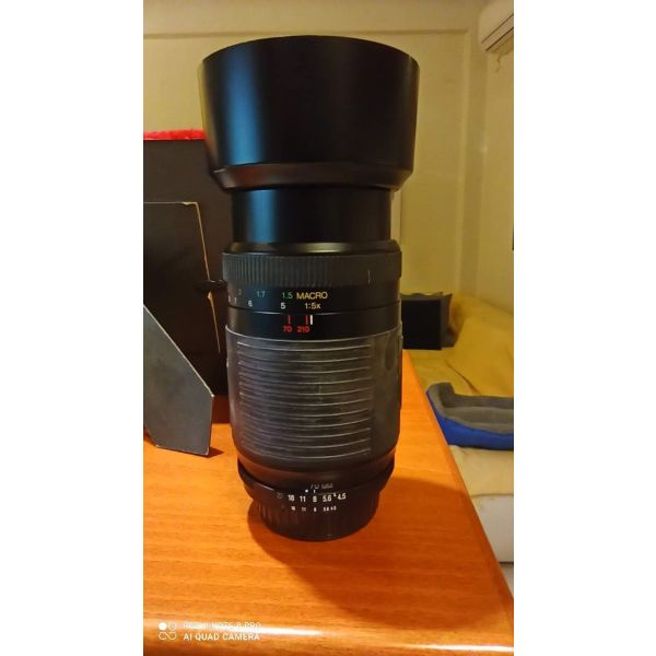 fakos Vivitar Auto Focus 70-210  f4,5-5.6 for Nikon