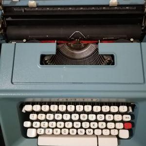Γραφομηχανή δεκαετίας 60