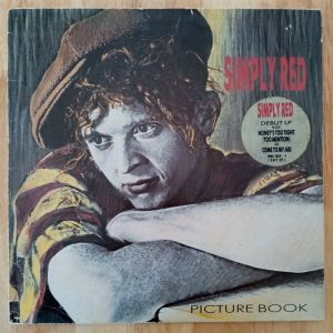 Simply Red - Picture Book (Vinyl, LP)