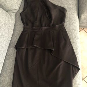 Carven one shoulder φόρεμα