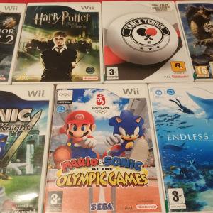 Wii Games 10 euro Each