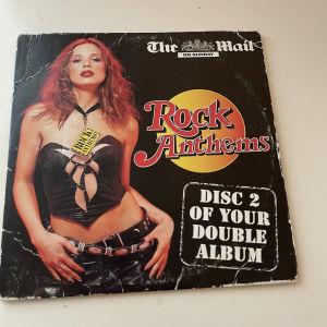 Rock Anthems [CD Album]
