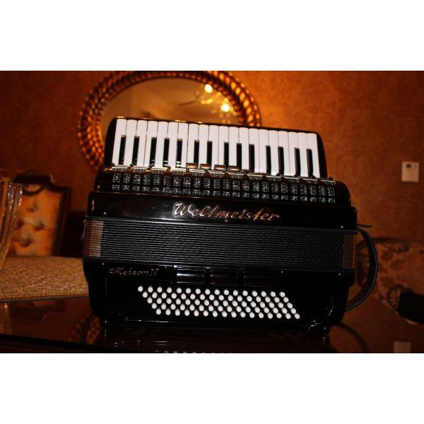 akornteon WELTMEISTER METEOR N 80 BASSES!!
