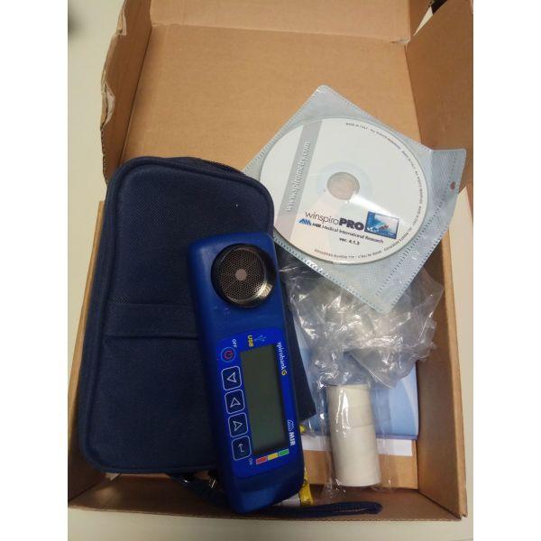spirometro Spirobank G me megali othoni