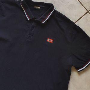 NAPAPIJRI Polo 3XL κοντομανικη μπλούζα
