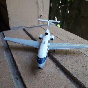 ΣΥΛΛΕΚΤΙΚΟ αεροπλάνο της ΟΛΥΜΠΙΑΚΗΣ ΑΕΡΟΠΟΡΊΑΣ,  YAKOVLEV YAK-40
